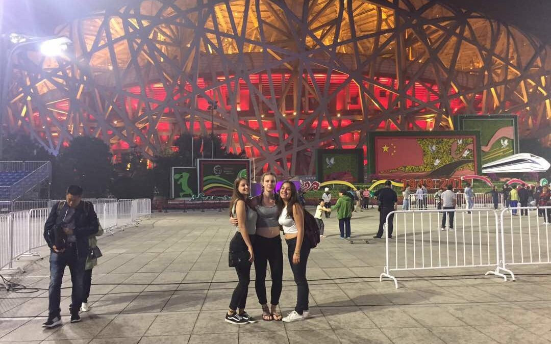 Au Pair Story   My First Time To The Olympic Park!